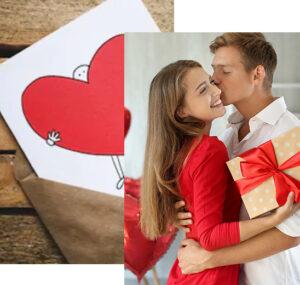 Surprises romantiques